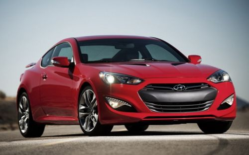 Genesis Coupe ---